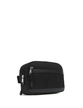Men Mesh Trim Belt Bag by Forever 21