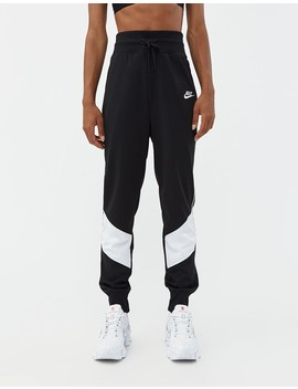 W Nsw Heritage Track Pant In Black by Nike