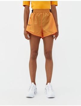 W Nk Tempo Lx Short In Orange by Nike