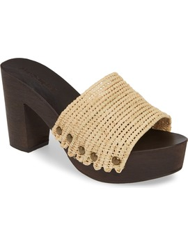 Dlight Platform Slide Sandal by Jeffrey Campbell