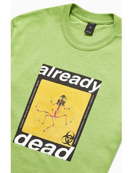 10 Deep Already Dead T Shirt by Pacsun