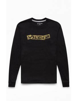 Volcom Fooled Long Sleeve T Shirt by Pacsun