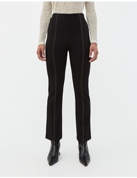 Irene Contrast Stitch Pant by Stelen