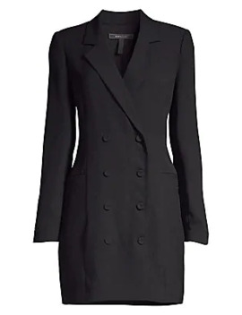 double-breasted-blazer-dress by bcbgmaxazria