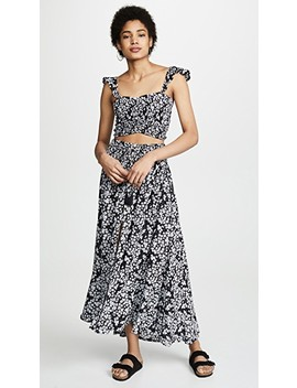 Hollie Top &Amp; Dakota Skirt Set by Tiare Hawaii