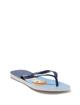 Slim Princess Flip Flop by Havaianas