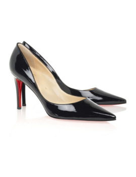 New Decoltissimo 85 Patent Leather Pumps by Christian Louboutin