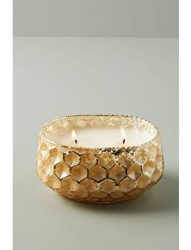 Honeycomb Candle by Anthropologie