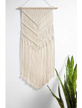 100% Handmade Macrame Wall Hanging Tapestry by Etsy