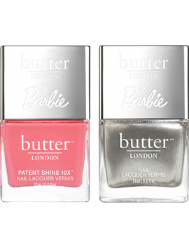Barbie Life In The Dream House Nail Lacquer Set by Butter London