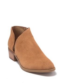 Tabitha Suede Ankle Boot by Dolce Vita