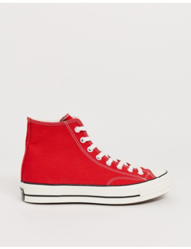 Converse Chuck 70 Trainers In Red by Converse