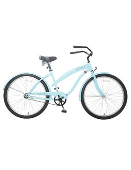 "Venice Limited Edition 26"" Ladies Cruiser In Venice Blue by Cycle Force"