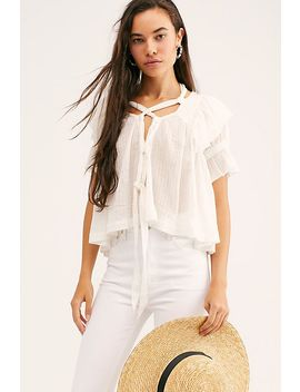Island Angel Top by Free People