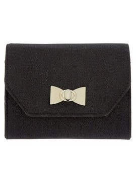 Envelope Clutch Purse   Black by Claire's