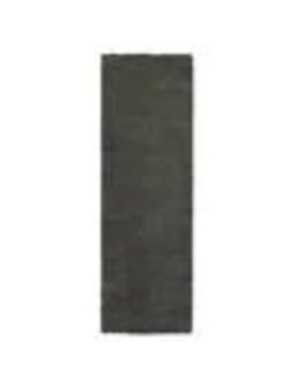 Mohawk Home Endearing Shag Smokey Grey Rectangular Indoor Machine Made Runner (Common: 2 X 8; Actual: 2 Ft W X 7.5 Ft L) by Lowe's