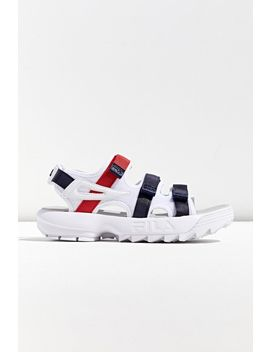Fila Uo Exclusive Disruptor Multi Colored Sandals by Fila