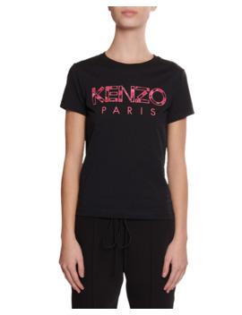 Slim Logo T Shirt by Kenzo