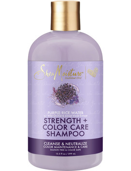 Purple Rice Water Shampoo by Shea Moisture