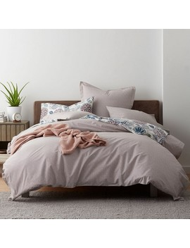 Loft Home By The Company Store®  Brayden Geo Duvet Cover / Sham by The Company Store
