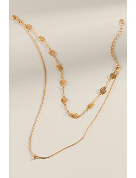 Callie Delicate Choker Necklace by Francesca's