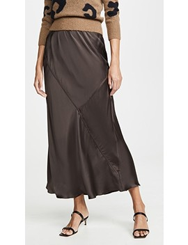 Silk Maxi Skirt by Atm Anthony Thomas Melillo