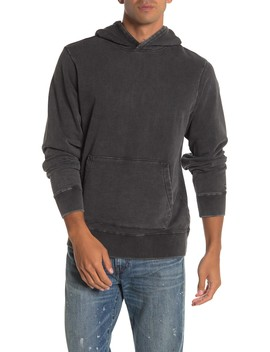 Washed Out Knit Hoodie by Ovadia And Sons