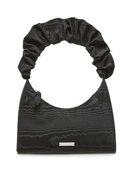 Aurora Moire Scrunchie Shoulder Bag by Loeffler Randall