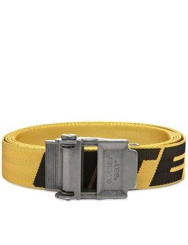 Off White 2.0 Industrial Belt by Off White's