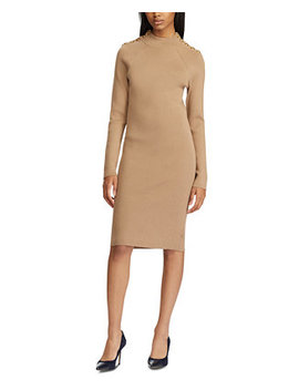 Long Sleeve Sweater Dress by General
