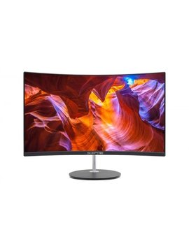 "Sceptre 24"" Curved 1920x1080 Hdmi Vga 75 Hz 5ms Hd Led Monitors   C248 W 1920 Rn by Sceptre"