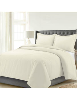 Celeste Home Solid Cotton Flannel 190 Gsm Duvet Set by Asstd National Brand