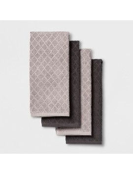 4pk Kitchen Towels   Made By Design by Made By Design