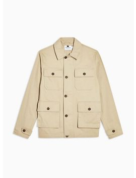 Stone Safari Jacket by Topman