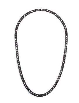 Black Chain Necklace* by Topman