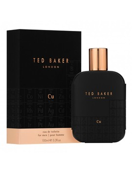 Travel Tonics Cu Edt 100 M L by Ted Baker
