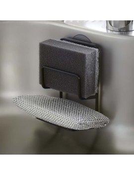 Espinal Steel Sponge Holder by Rebrilliant