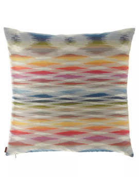 Stoccarda Multicolored Pillow by Missoni Home