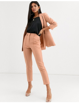 Asos Design Mix & Match Tailored Suit In Blush by Asos Brand