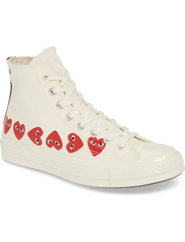 Multiheart Sneaker by Comme Des GarÇons Play
