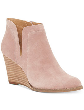 Women's Yabba Wedge Booties by General