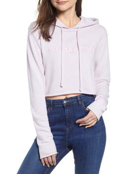 Pase The Rose Ivy Hoodie by Wildfox