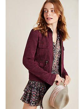 Marrakech Colby Jacquard Bomber Jacket by Marrakech