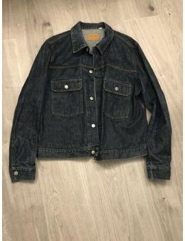 Vintage Archive Helmut Lang Denim Jacket From 1998 Size 52 by Ebay Seller