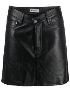 V Neck Skirt by Balenciaga