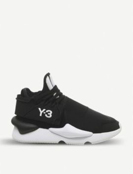 Kaiwa Knitted Trainers by Adidas Y3