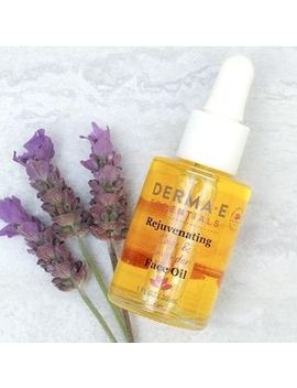 Derma E   Rejuvenating Sage & Lavender Face Oil, 1oz by Derma E