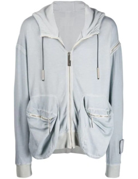 Oversized Zipped Hoodie by A Cold Wall*