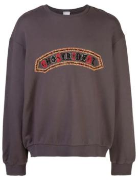 Embroidered Sweatshirt by Alchemist