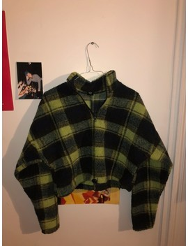 Veste Moumoute Vert by Urban Outfitters